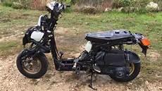 1985 honda elite 250cc mitch s scooter stuff