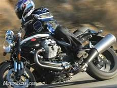 2007 Moto Guzzi Griso 1100 Motorcycle Review