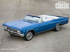Chevrolet Impala SS427 Convertible  Great Cars 1966