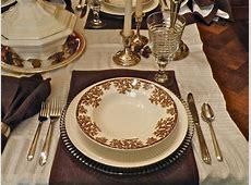 continued with Mikasa u201cItalian Countrysideu201d dinner