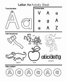 kindergarten letter a worksheets 23374 6 kindergarten worksheet templates pdf free premium