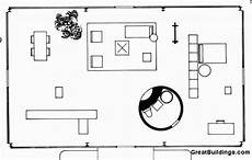 philip johnson glass house floor plan characteristics of simple minimalist house plans