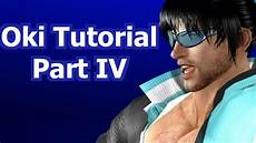Tekken 7 Miguel Oki Tutorial Pt Iv