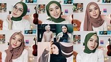 Tutorial Pashmina Remaja Jilbab Gucci