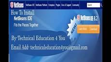 how to install java netbeans ide in windows 7 8 1 10 hindi urdu youtube