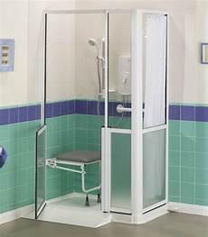 Easy Access Shower Range Chiltern Invadex