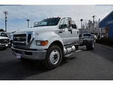 2015 Ford F750 Duty Xlt Crew Cab Chassis Data Info