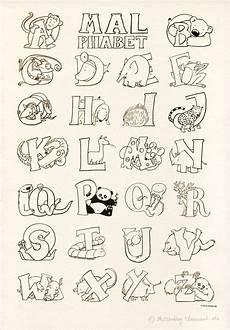 Kinder Malvorlagen Buchstaben Das Malphabet Na Kennen Sie Alle Http Skizzenblog