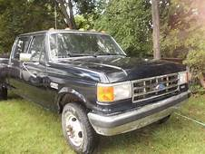 Sell Used 1989 FORD F  350 XLT LARIAT DUALLY / PICK