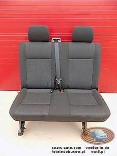vw caddy maxi sitz 3 sitzreihe 2er sitzbank klappsitz