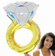 wedding ring shaped balloon 37 quot wedding ring shaped mylar balloon the house of bachelorette