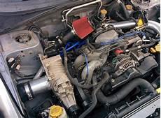 Supercharged Subaru