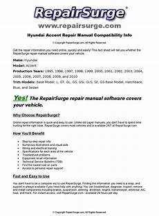 service and repair manuals 1997 hyundai accent seat position control hyundai accent online repair manual for 1995 1996 1997 1998 1999 2000 2001 2002 2003