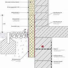 zweischaliges mauerwerk altbau einschaliges mauerwerk mit wdv system