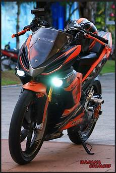 Mx King Modif Touring by Kumpulan Gambar Modifikasi Motor Yamaha Jupiter Mx King 150cc