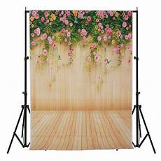 5x7ft Grass Flower Colorful Nature Vinyl by 5x7ft Vinyl Backdrop Grass Colorful Nature Photography