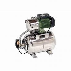 pompe à eau avec surpresseur pompe surpresseur 24l avec jet101 tout pour la maison