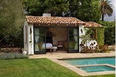 Gartenhaus Mediterranen Stil - mediterranean cottage mediterranean swimming pool