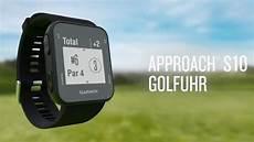 garmin approach 174 s10 gps golfuhr im modernen design