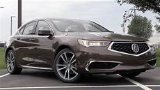 2020 acura tlx review youtube