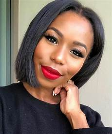 50 best bob hairstyles for black women to try in 2020