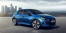 fully electric peugeot 208 up for order this year