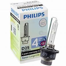 philips d2s 35w longerlife 4300k xenon 1 st 252 ck brenner