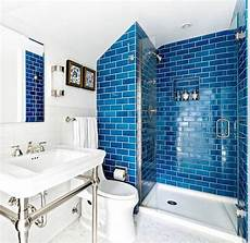 Badezimmer Fliesen Blau - blue tiles for small bathroom remodelingbathroom