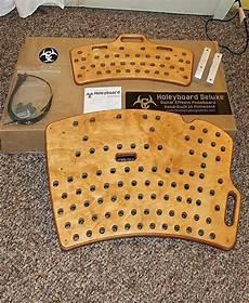 holeyboard pedal board custom wooden pedalboard holeyboard standard mkii wood pedal reverb