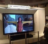 Image result for the biggest tv ever