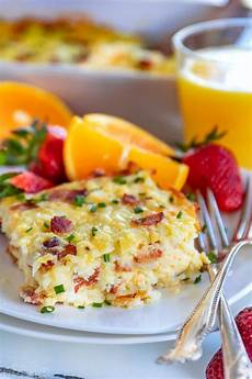 easy hashbrown breakfast casserole mom timeout