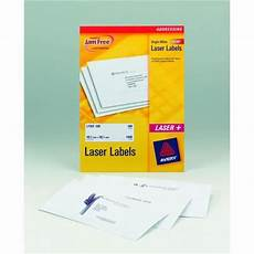 avery l7165 40 blockout shipping labels 99 1 67 7mm l7165 40