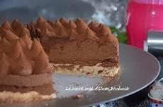 Gateau Chocolat Croustillant Praliné Entremet Chocolat Croustillant Pralin 233 Le Sucr 233 Sal 233 D