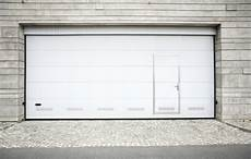 Porte De Garage Sectionnelle 3m En Kit Maison Travaux