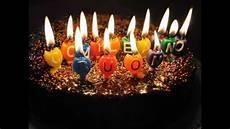 candele buon compleanno buon compleanno