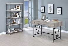 compact home office furniture analiese small home office set grey driftwood home