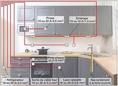 refaire electricité r 233 nover l installation 233 lectrique de sa cuisine en 2019