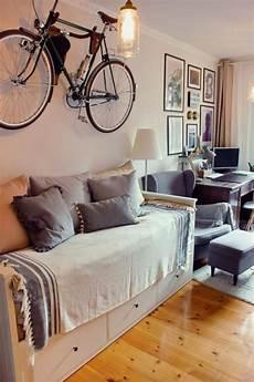 ideen fürs schlafzimmer einrichtungsideen f 252 rs wg zimmer mit sofabett und