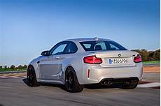 bmw usa formally unveils the m2 competition