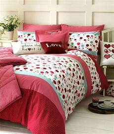 sweet dream with nice beddings