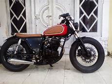 Scorpio Modif Cb by Cb Style Dijual Di Yogyakarta Modifikasi Motor