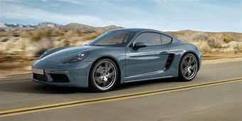 Porsche Cayman Review  Carwow