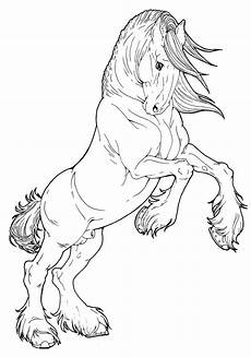Malvorlage Pferd A4 Coloring Page Coloring Pages Drawings
