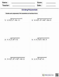 synthetic division worksheet with answers kuta 6997 operations with polynomials worksheet homeschooldressage