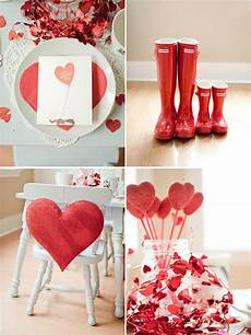 deco st valentin handmade s day decorations interior