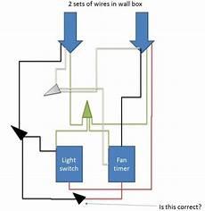 installing timer for bathroom fan wiring help doityourself com community