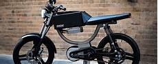 Cafe Racer Bicycle Electric