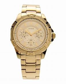 guess halskette herz guess armbanduhr gold damen