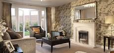 Schoener Wohnen Tapeten - beautiful living room wallpaper designs