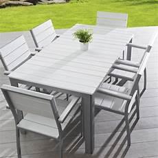 Table Aluminium Composite Lame Blanche Achat Vente